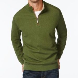 Tommy Bahama Reversible Zip Pullover